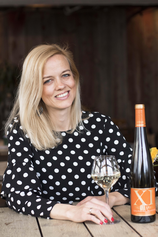 Wijntjes met Esther